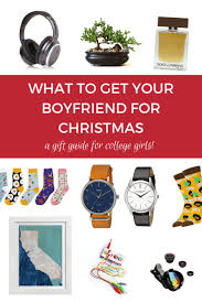 gifts to get your boyfriend for christmas gift guide for men what