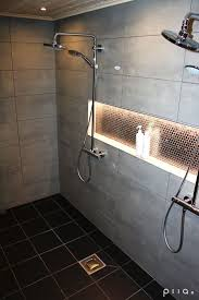 Gray Bathroom Tile by Best 20 Dual Shower Heads Ideas On Pinterest Double Shower
