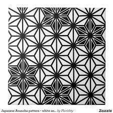 japanese pattern black and white japanese asanoha pattern white and black tile japanese patterns