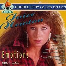 emotions juice newton album