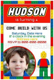 lego birthday invitations birthday party invitations