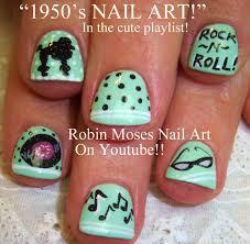 robin moses nail art june 2013