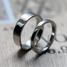 wedding ring alternative palladium wedding band set palladium band palladium ring