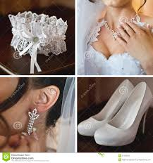 wedding accessories bride stock photo image 51294362