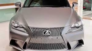 silver lexus mean girls new 2014 matte grey lexus is f sport youtube