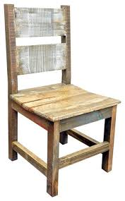 Rustic Dining Chair Rustic Dining Chair Tl Homes