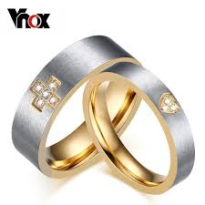 aliexpress buy vnox 2016 new wedding rings for women 23 best karikagyűrű images on cheap rings information