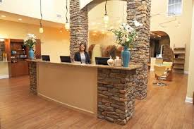 Desks Hair Salon Front Desk Beautiful Natural Stone On Front Desk Warehouse Final Yayyy