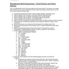 Resume Sample With Skills Section by What To Put On A Resume For Receptionist Skills Virtren Com