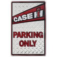 case ih parking only sign shopcaseih com