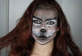 wolf tutorial halloween youtube
