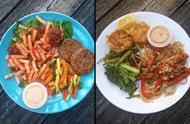 review snap kitchen releases innovative vegan menu