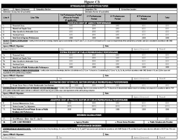 Cost Benefit Analysis Report Template by Circular No A 76 Revised The White House