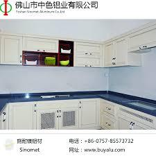 modern aluminium kitchen cabinet modern aluminium kitchen cabinet