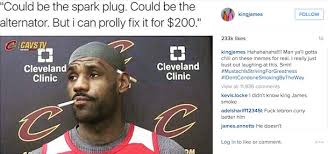 James Meme - even lebron is laughing at the lebron mustache memes total pro sports