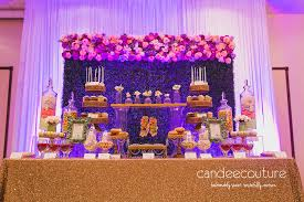 dessert table backdrop floral dessert table candee couture dallas