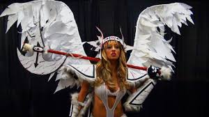 angel wings halloween how to make your own angel wings for a halloween costume youtube