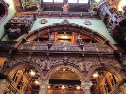 peles castle interiors only in romania