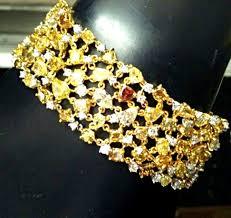 white gold yellow gold bracelet images Hana 18k yel and white gold yellow and white diamond bracelet jpg