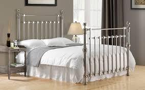 Metal Bed Frame King Time Living Edward Metal Bed Frame Mattress