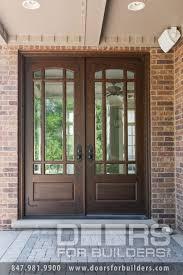 glass panel front door front doors wonderful wooden and glass front door wood and glass
