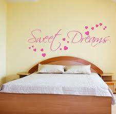 bedroom wall stickers enjoy the atmosphere with bedroom wall decals home design studio
