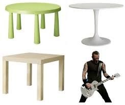 james and james tables james hetfield is not a table i heart guitar