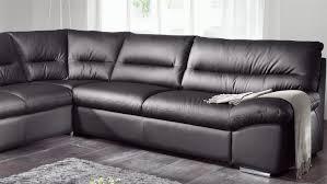 sofa schwarz william polsterecke sofa schwarz mit bettfunktion