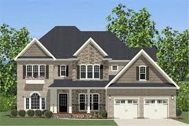 colonial house designs house plan 189 1013 5 bdrm 3 263 sq ft colonial home