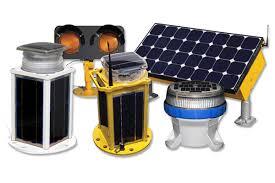 solar powered runway lights airfield ground lighting com airport technology