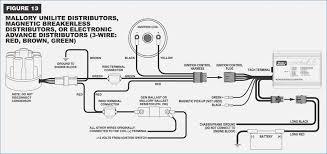 mallory distributor wiring diagram somurich