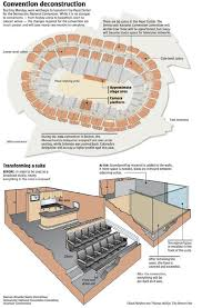 pepsi center floor plan pepsi center getting political makeover the denver post