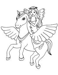 Dessin de coloriage Cheval à imprimer  CP07168