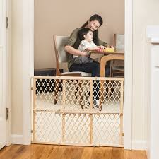 Munchkin Safe Step Gate Amazon Com Evenflo Position And Lock Wood Gate Indoor Safety