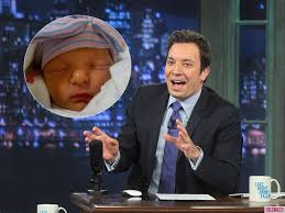 jimmy fallon has the cutest baby turkey you ll see celebuzz