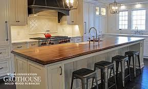 wood kitchen island top prissy design wood tops for kitchen islands wooden kitchen island