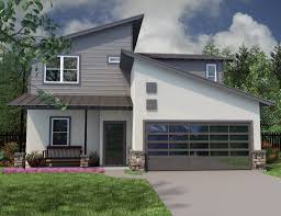 contemporary loft style home plans page 3 azontreasures com