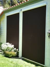 outdoor blinds ventura outdoor shades california exterior