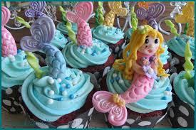 mermaid cupcakes mermaid cupcakes for jess cupcakes2delite