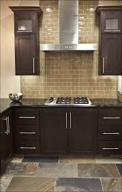Kitchen  Stone Backsplash Kitchen Natural Stone Backsplash Ideas - Layered stone backsplash