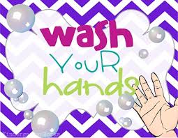 printable poster for hand washing classroom routines for the restroom wash and flush printable