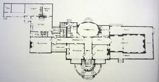 Chateauesque House Plans The Downeast Dilettante Historic Interiors A Country House Near