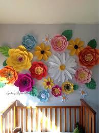 flower decorations flower decoration wallpaper best wall decor ideas on paper