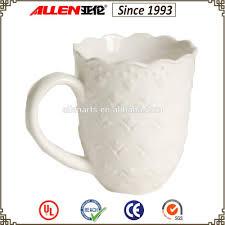 list manufacturers of plain white ceramic mug buy plain white