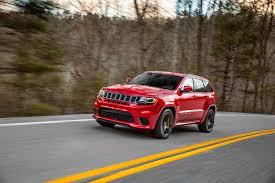 tesla jeep jeep says grand cherokee trackhawk is world u0027s quickest suv not