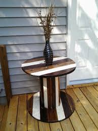 Wire Spool Table 14 Best Cable Reel Table Images On Pinterest Spool Tables Wood