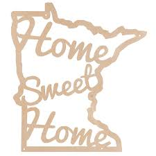 beer cap traps home sweet home minnesota wooden wall decor sign addthis sharing sidebar