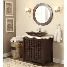 Vessel Sink Bathroom Vanity by Giovanni 30