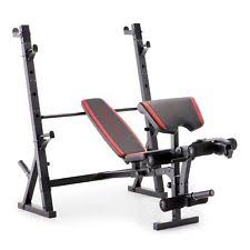 Marcy Diamond Olympic Surge Bench Marcy Weight Bench Ebay