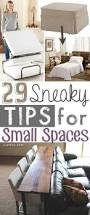 29 sneaky tips for small space living small space living small